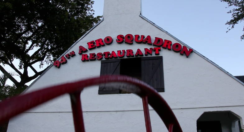 94th Aero Squadron in Miami Florida