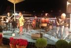 Alex Cobos, Lina Arguelles, Carlos Segura, Junior and Mandy Freyre at Bayside, December 27, 2012