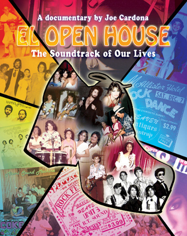 El Open House poster