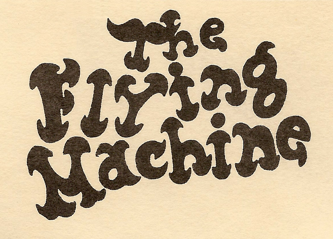 The Flying Machine logotype