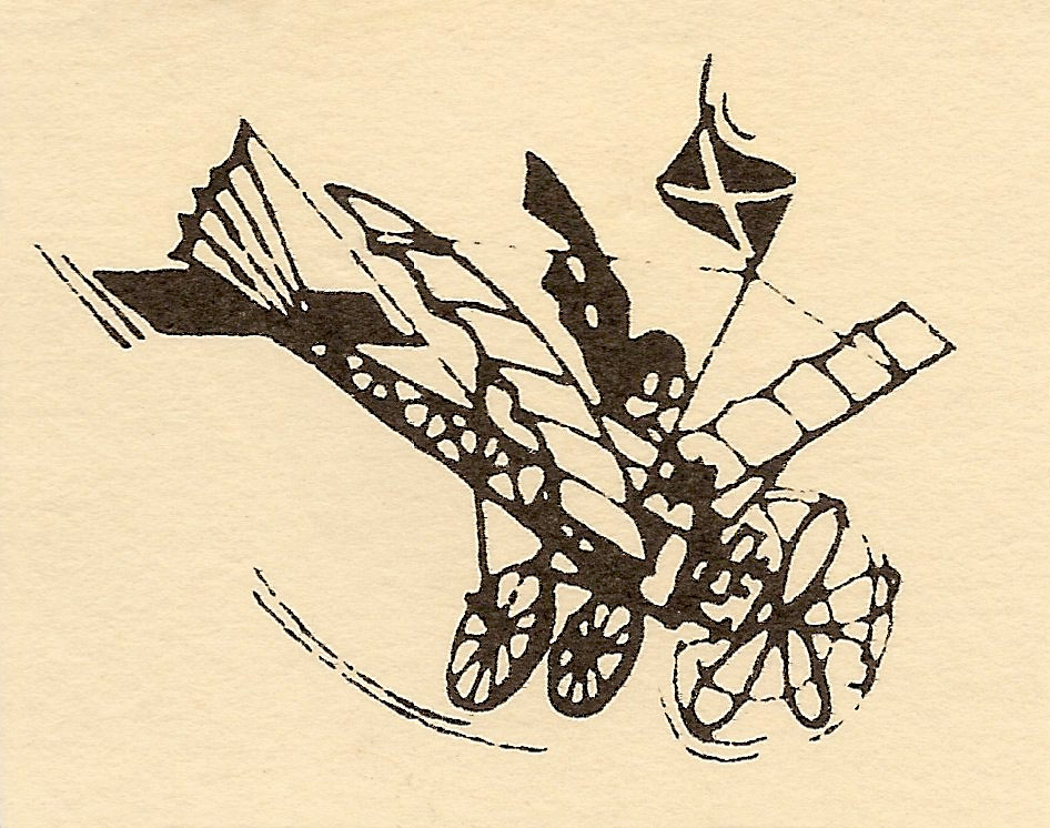 The Flying Machine plane logo