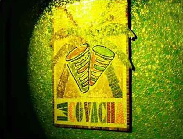 La Covacha sign