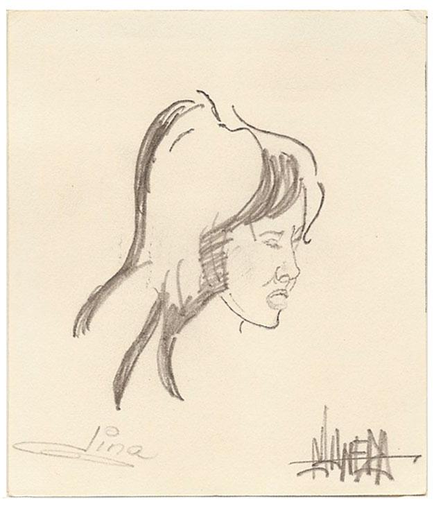 Lina sketch