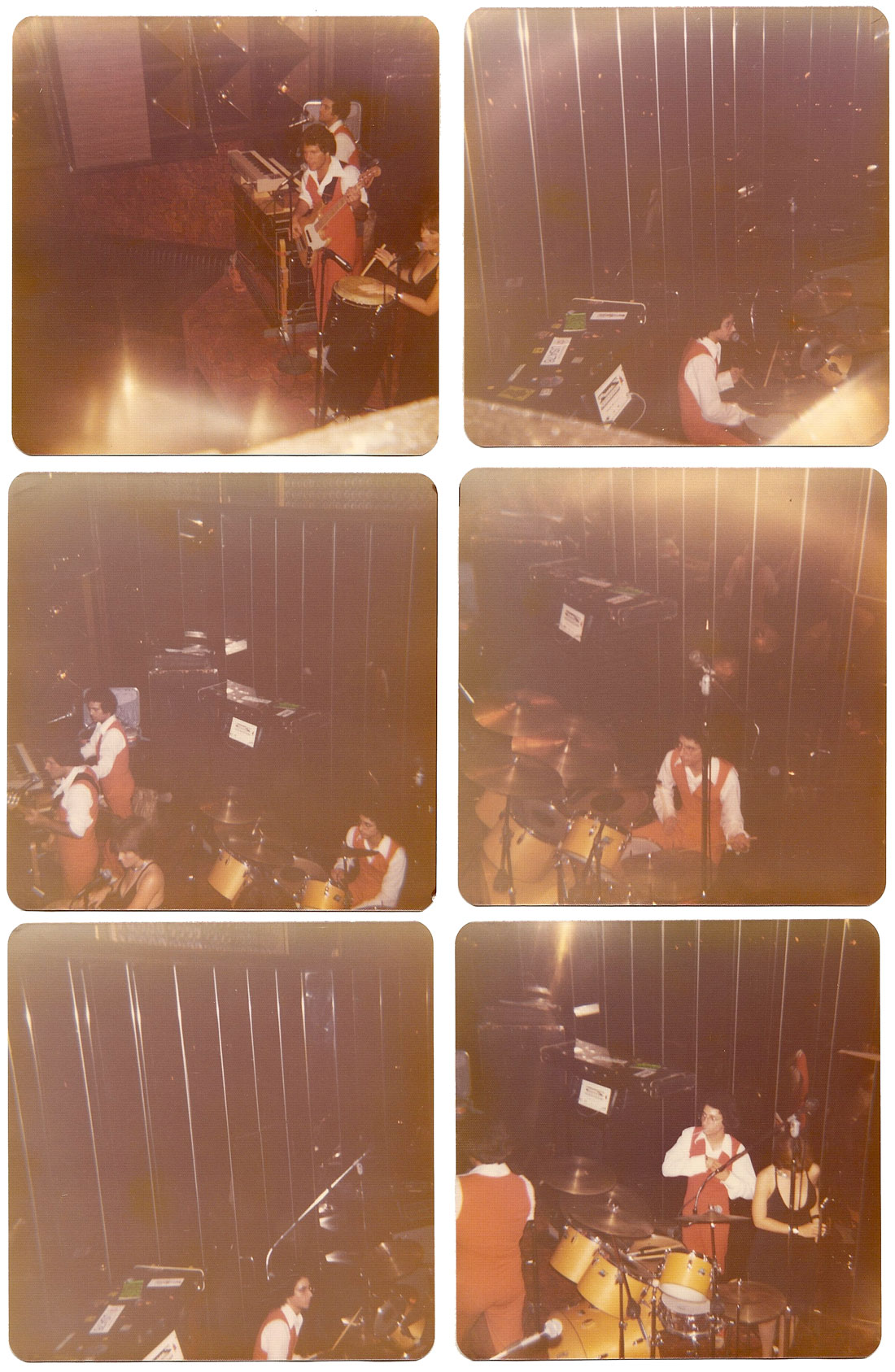 Clockwork performance at Pete & Lenny's on June 28, 1976