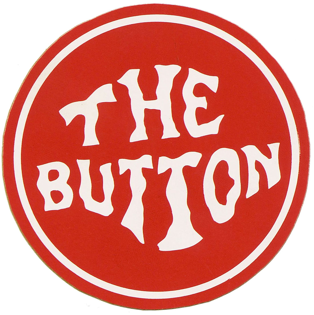 The Button sticker